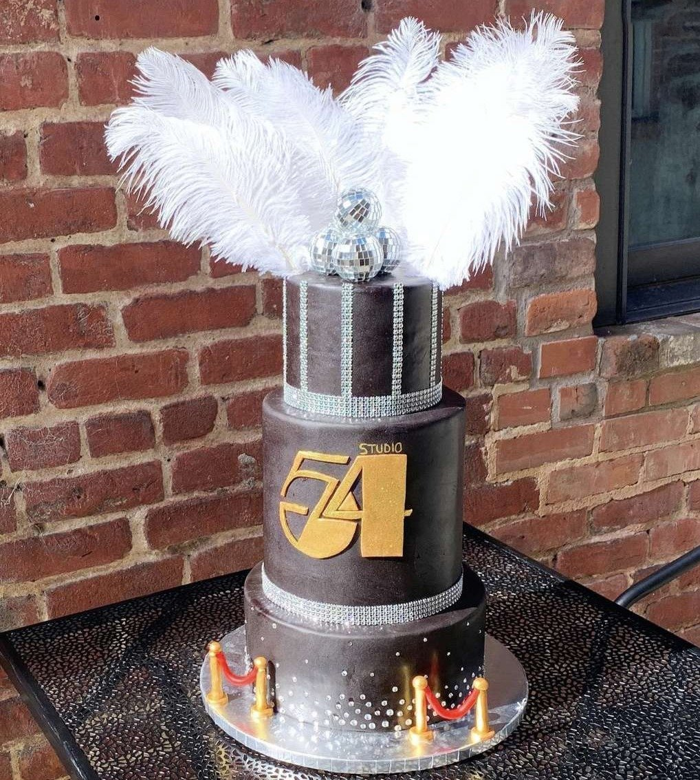 Custom Cake by Baked Downtown